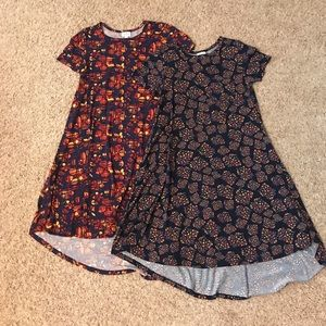 Lularoe Carly dresses